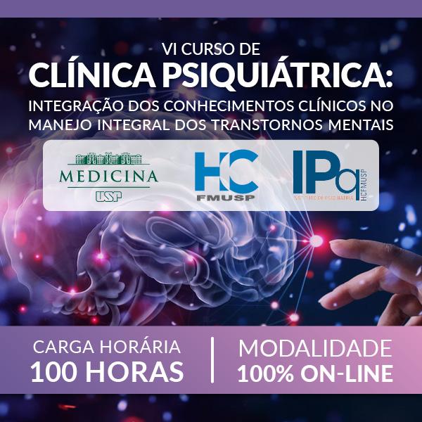 Curso de Clínica Psiquiátrica 2018