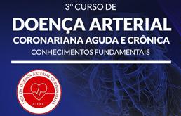 Curso de Doença Arterial Coronariana 2018