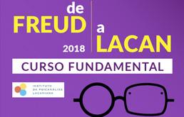 Curso Fundamental de Psicanálise: De Freud a Lacan - 2018
