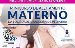 Aleitamento materno da SBP