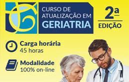 Curso de Atualização em Geriatria - 2ª. edição