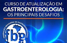 Curso de Atualização em Gastroenterologia: os principais desafios – 2ª edição